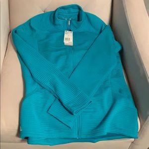 Adidas NWT zipper sweatshirt